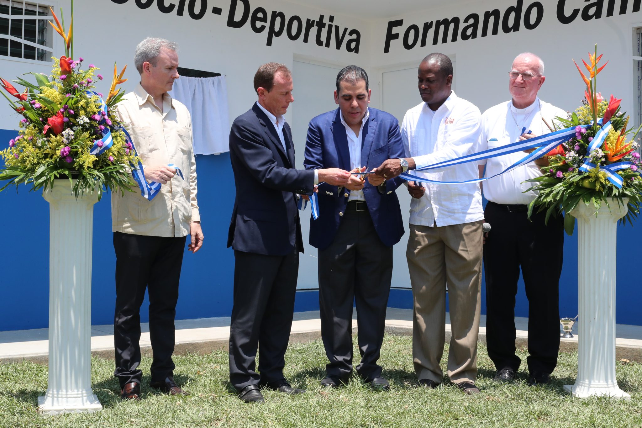 Escuela Formando Campeones La Ceiba