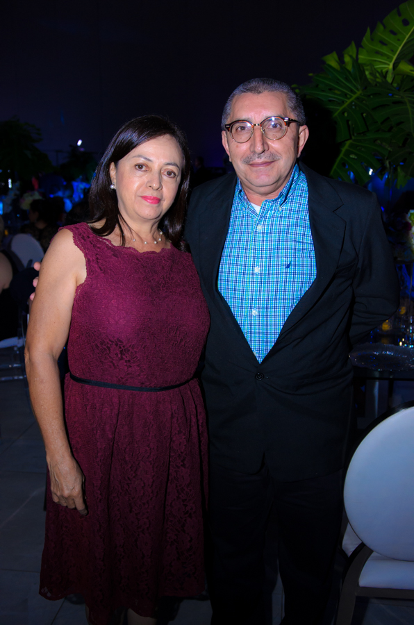 Carolina Santos y Marco Gámez