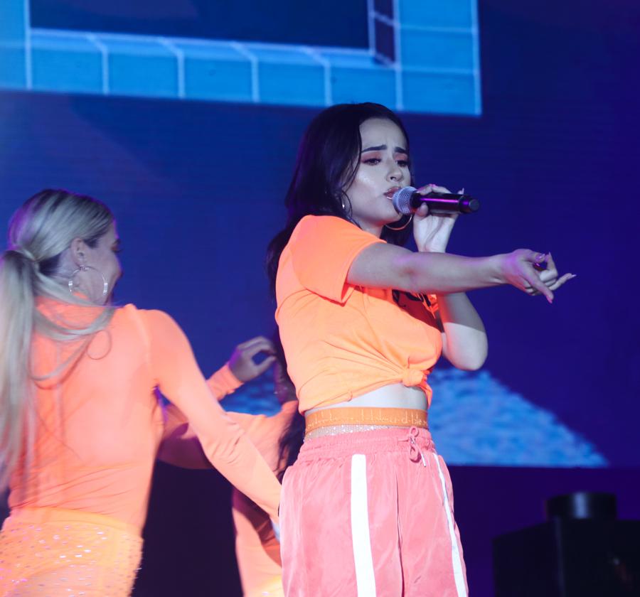 El concierto de Becky G