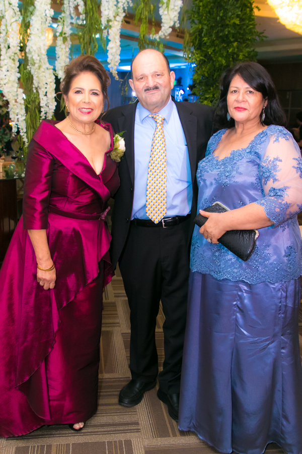 Yazmín Jananía y Juan Carlos Handal