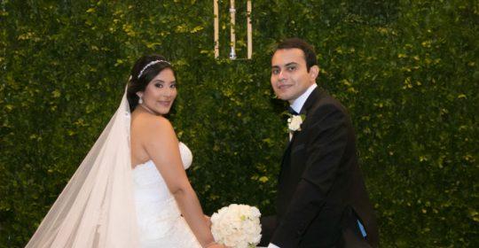 Sandra Matute y Alfredo Tovar