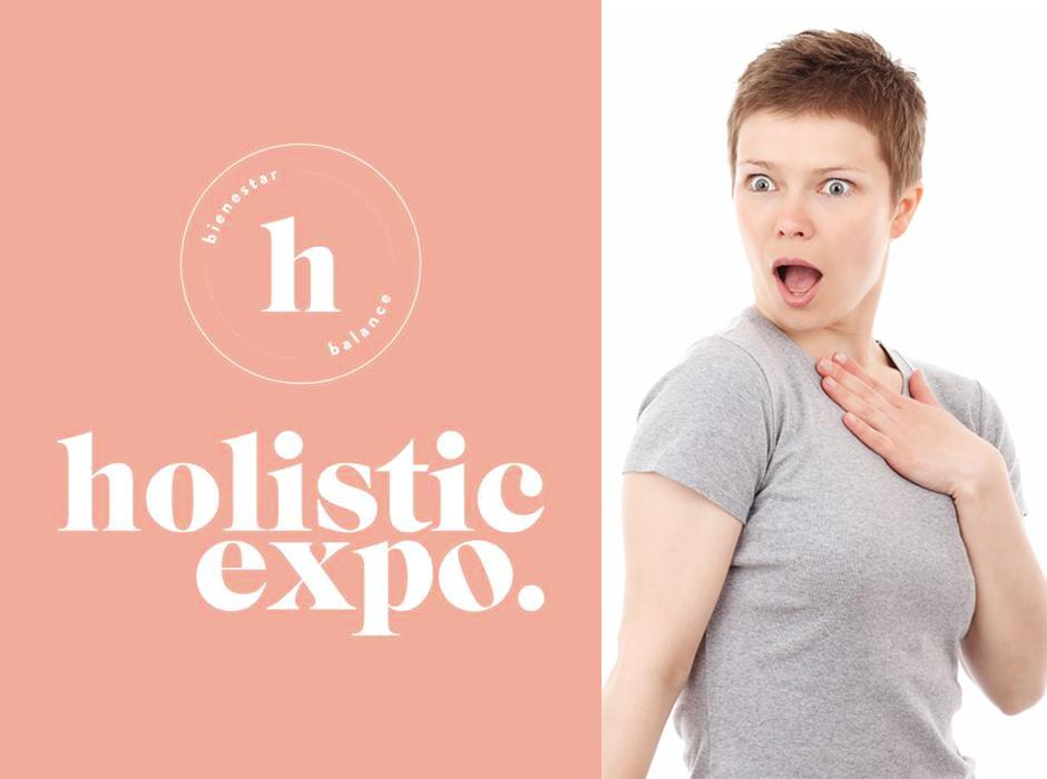 Premios en la Holistic Expo 2019