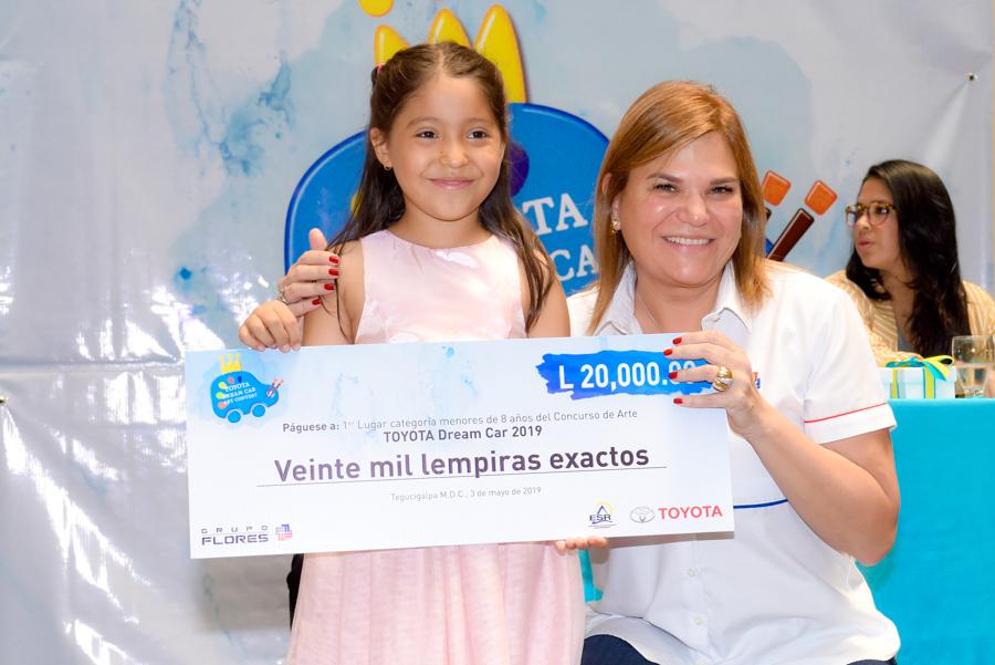 Toyota Dream Car Honduras 2019