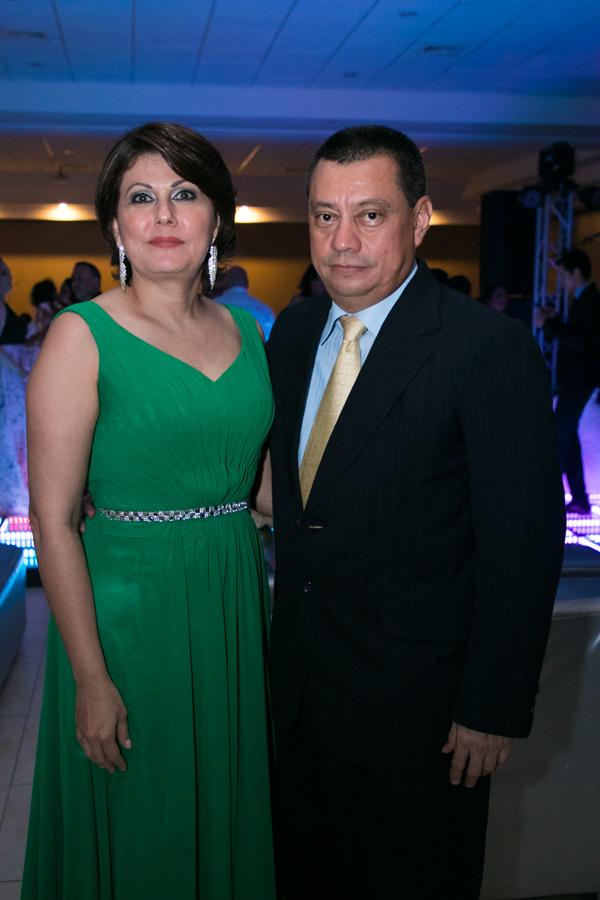 Luz Coello y Mario Medina