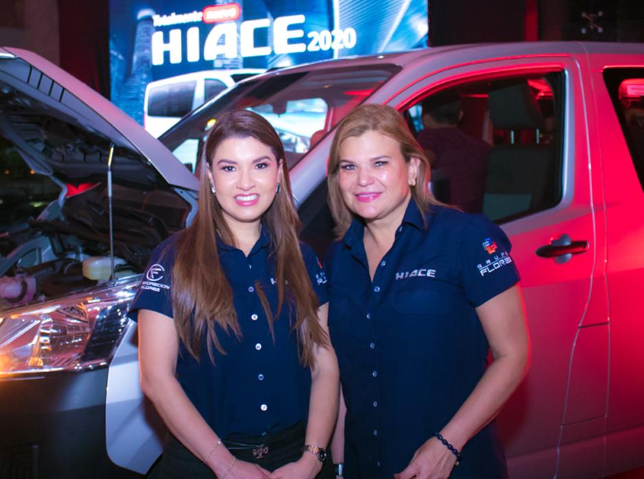 Lanzamiento Toyota Hiace 2020