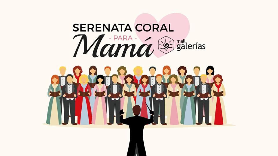 Serenata Coral para mamá