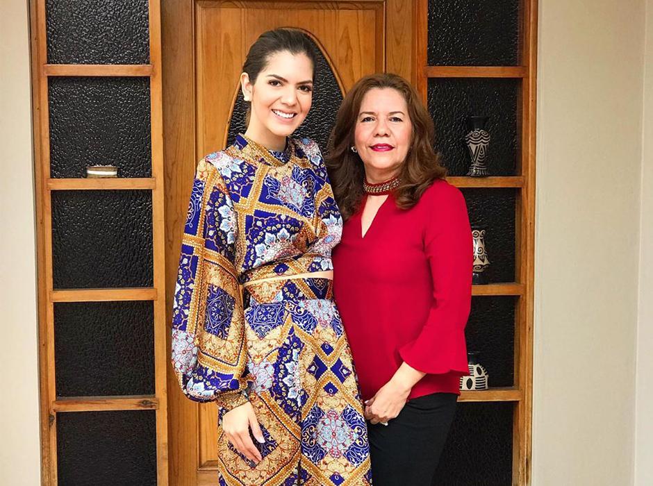 Madres de los famosos hondureños 2019