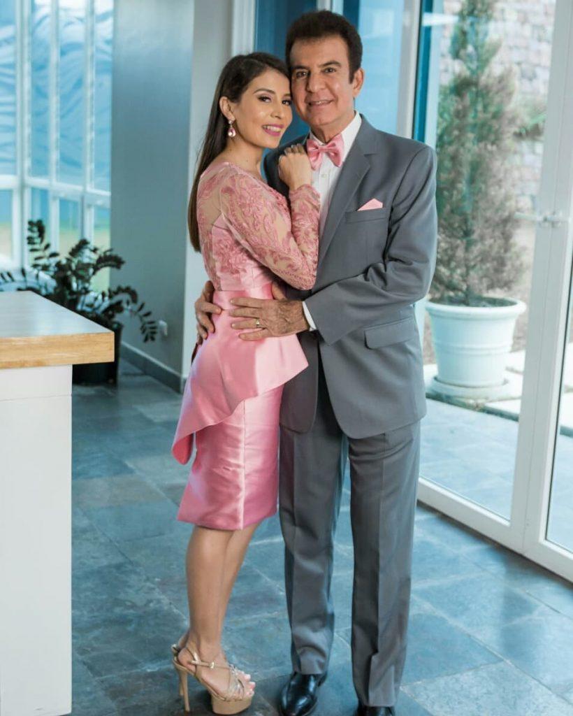 invitados boda Tita Torres y Carlo Costly