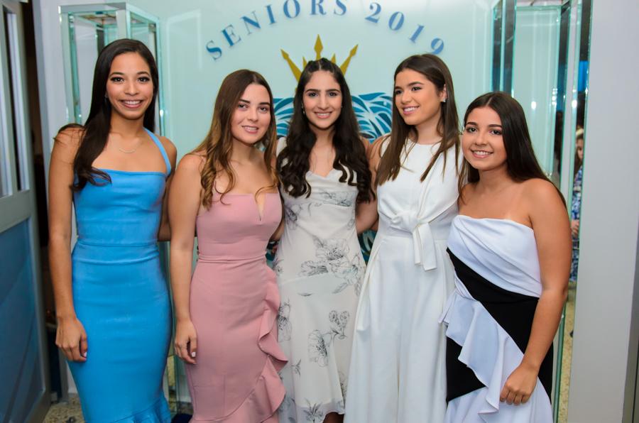 La misa Seniors EIS 2019