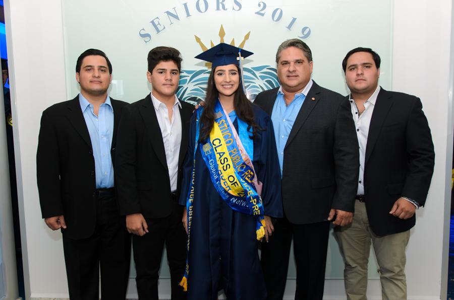 Graduación Seniors EIS 2019