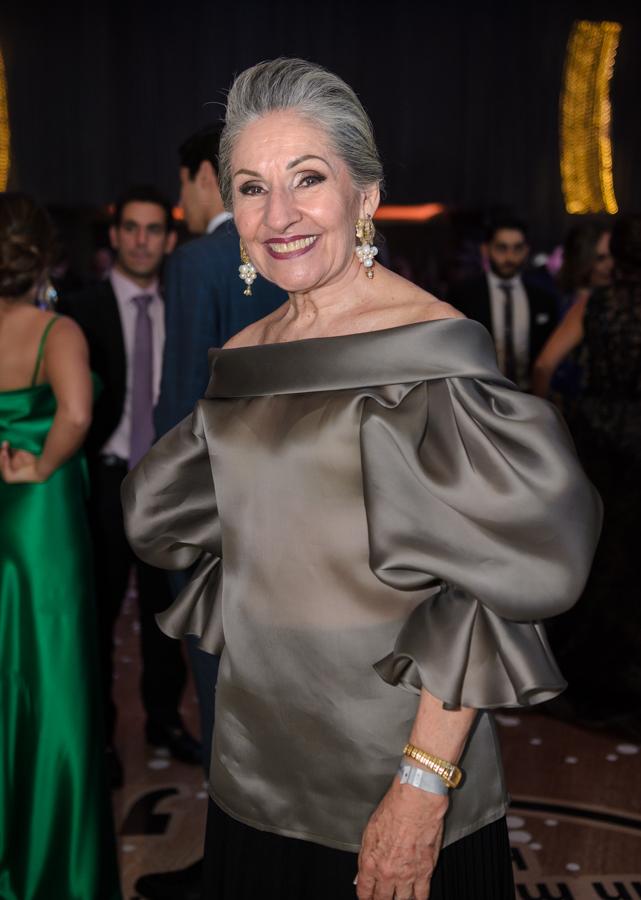 Invitadas elegantes Gala Seniors EIS 2019