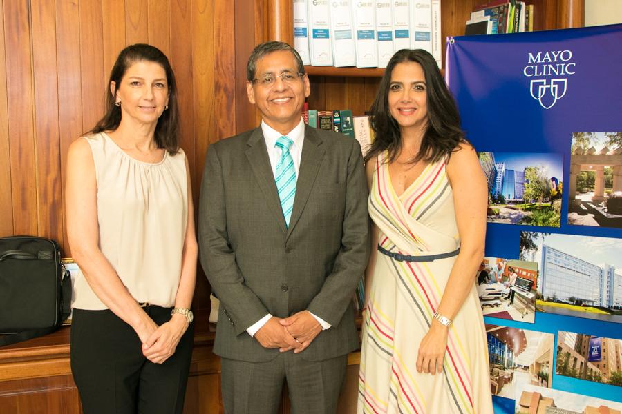 Mayo Clinic en Honduras