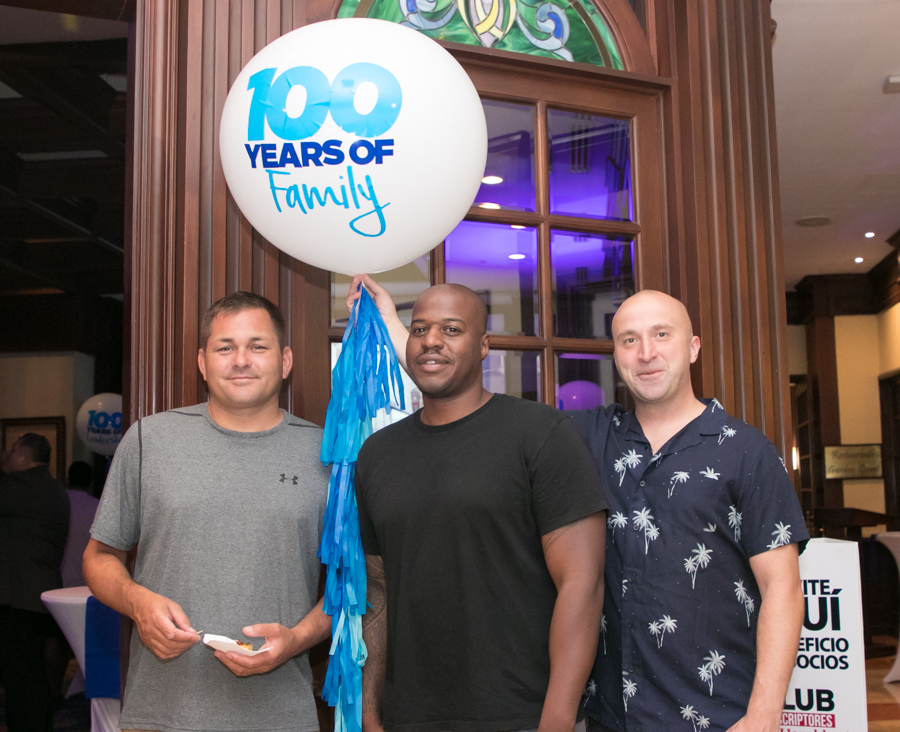 100 años Hilton