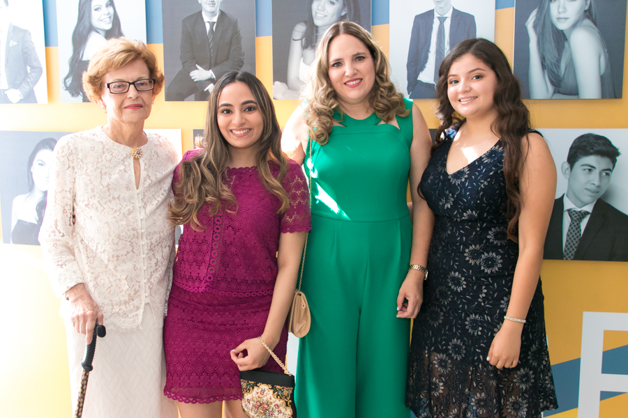 Invitados graduación Seniors EIS 2019