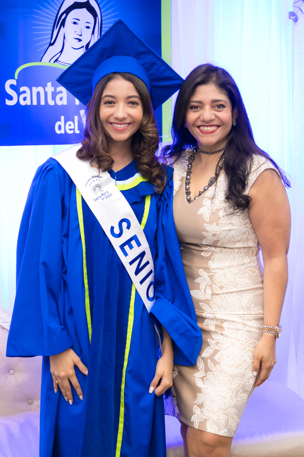 Graduación Seniors 2019 escuela Santa María del Valle