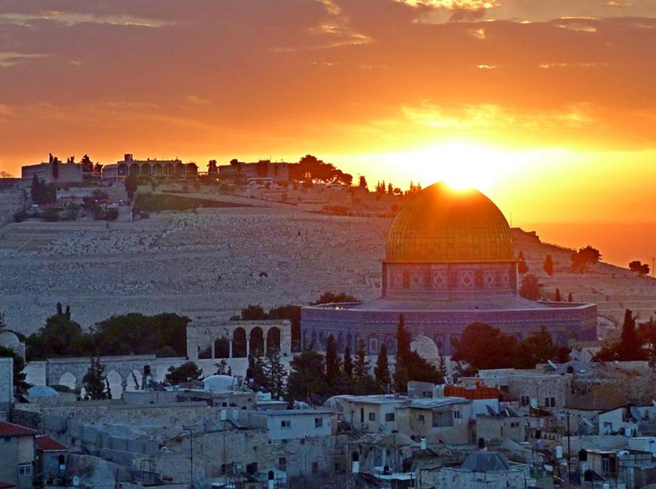 Peregrinación por Tierra Santa y Jordania