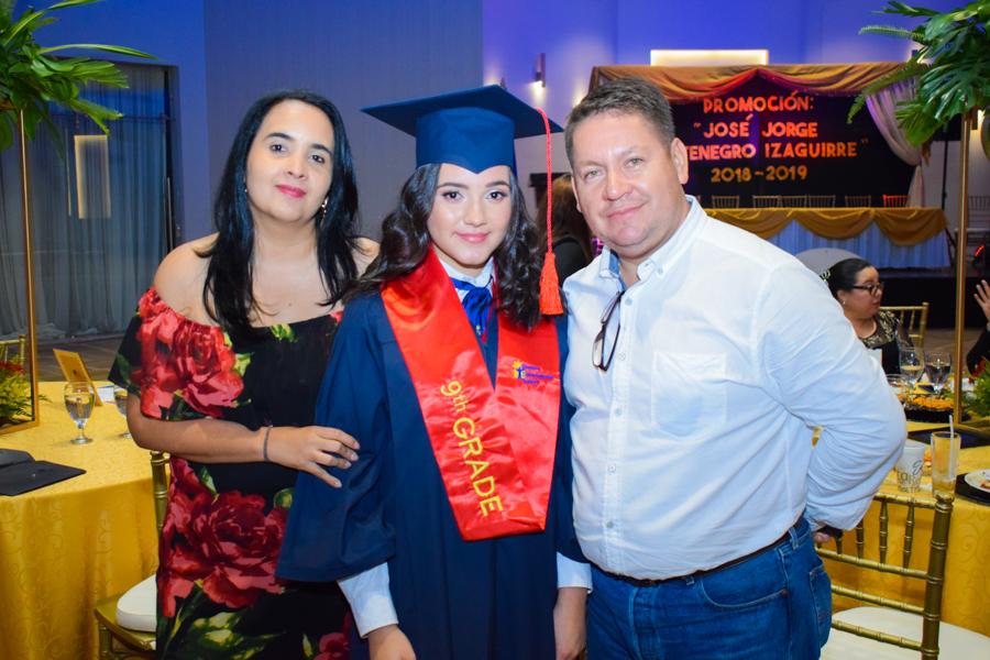 Graduación Seniors 2019 Western International School