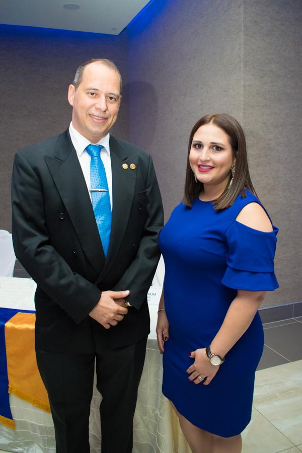 Directiva 2019 Club Rotario Usula