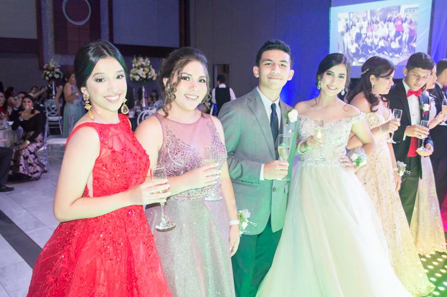 Graduación Seniors 2019 escuela bilingüe Valle de Sula