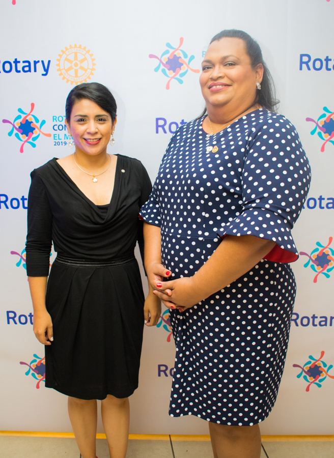 Directiva 2019 Club Rotario Valle de Sula