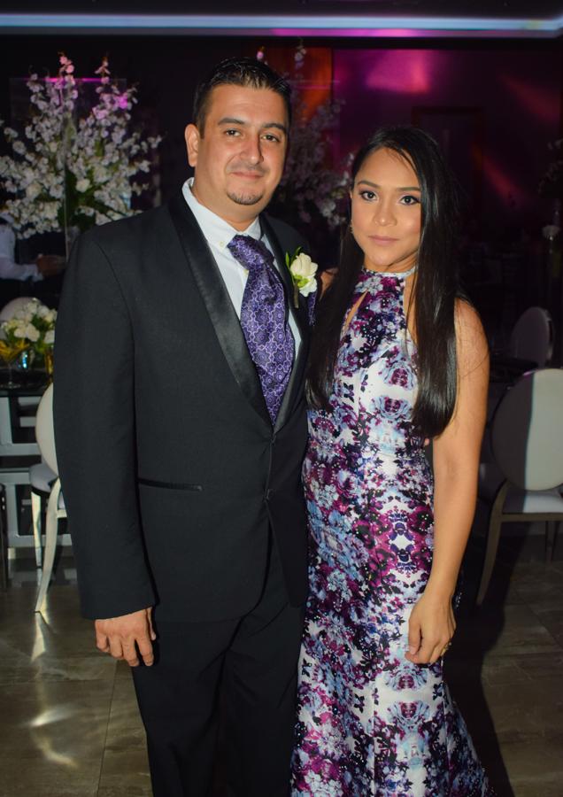 La boda de Paola Paz y Jesús Bermúdez