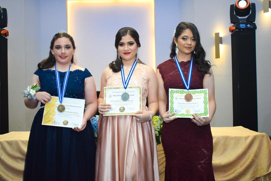 Graduación Seniors 2019 escuela Villas del Campo