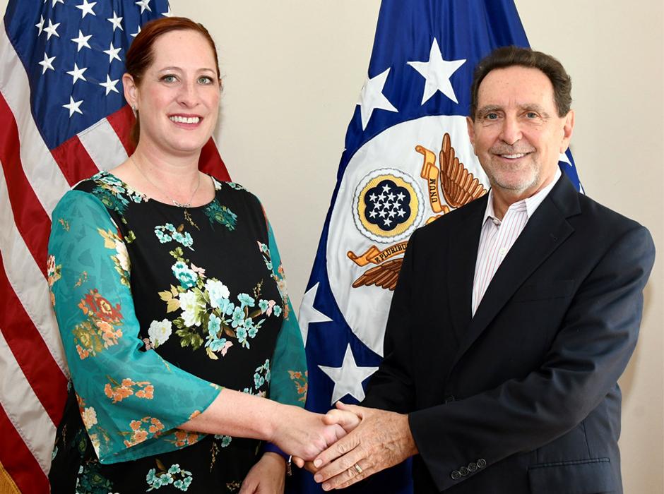 Lawrence J. Gumbiner en Honduras