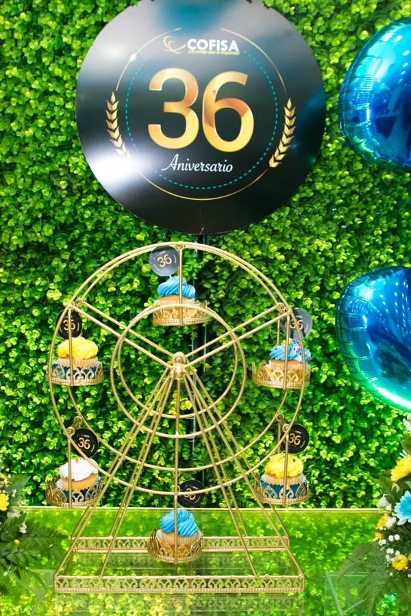 Cofisa aniversario 36