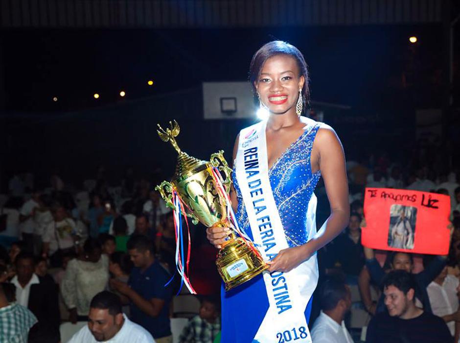 Reina de la Feria Agostina 2018