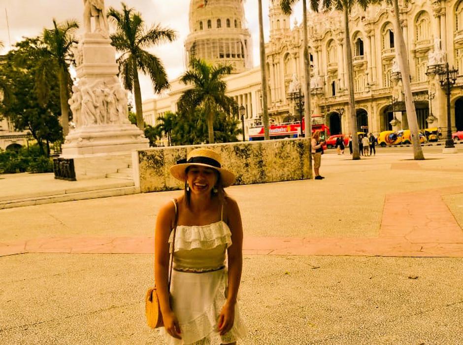 Yo no necesito vacaciones en el blog El Viernes de Nicole