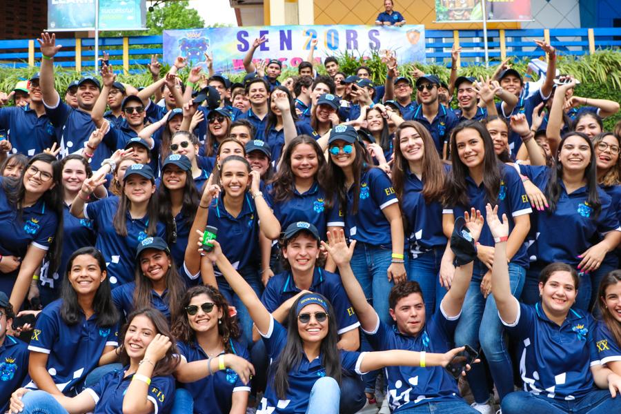 La Senior Entrance EIS 2020