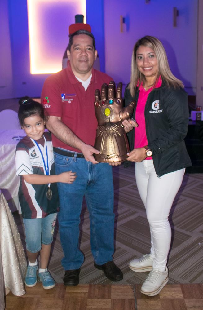 Gatorade y Club Hondureño Árabe