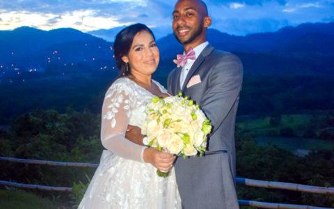 La boda de Junny Chávez y Apolinar Batista