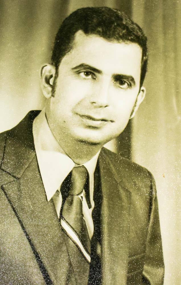 Así es José Francisco Saybe