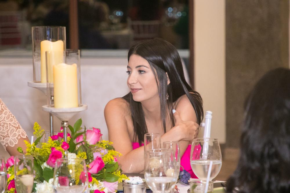 El bridal shower para Camille Mahchi Larach