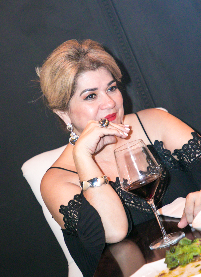 Her's cocktail by Kapé Bistro y Skyy Vodka