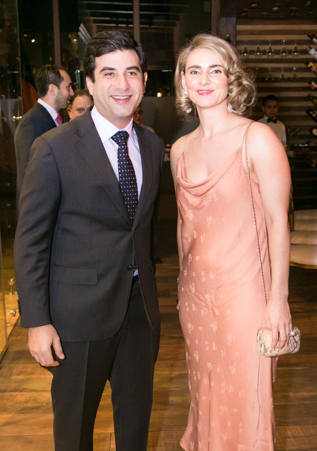 La boda civil de Camille Mahchi y Guillermo Kattán