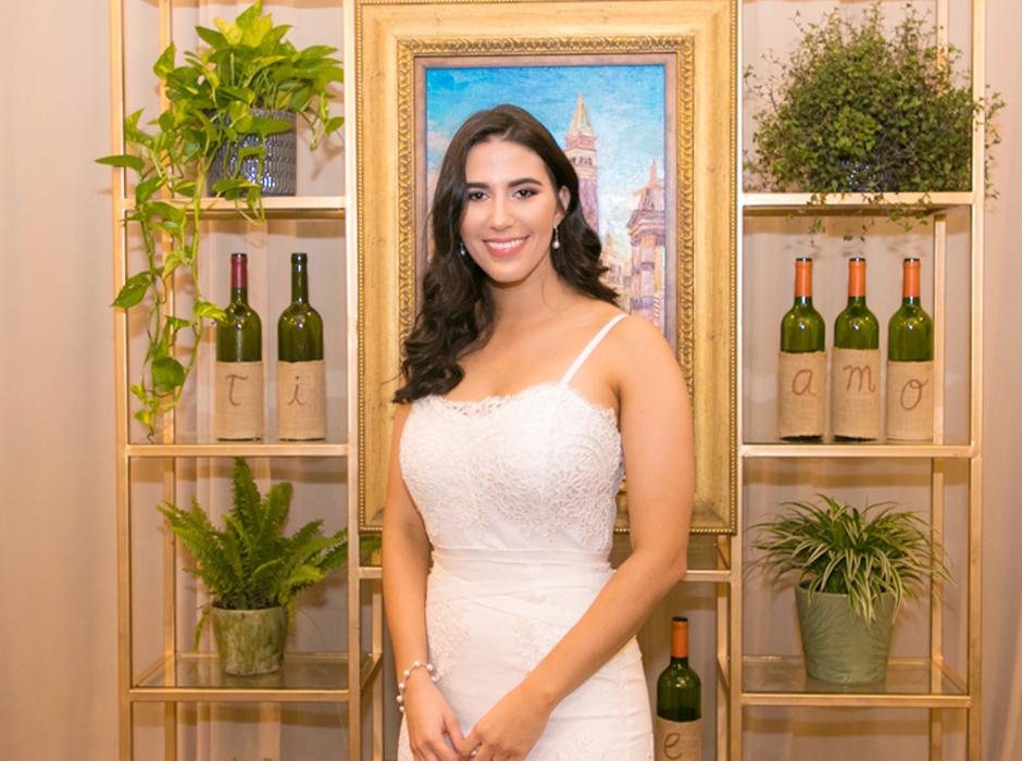 Bridal shower para Melanie Andonie Yuja
