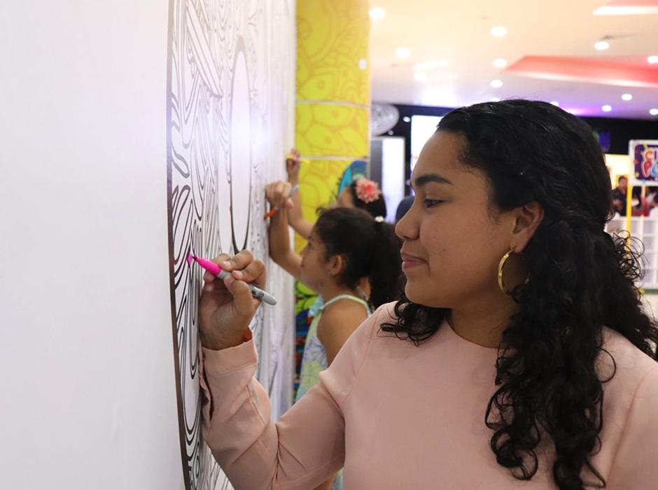 Rincón Cultural en City Mall San Pedro Sula