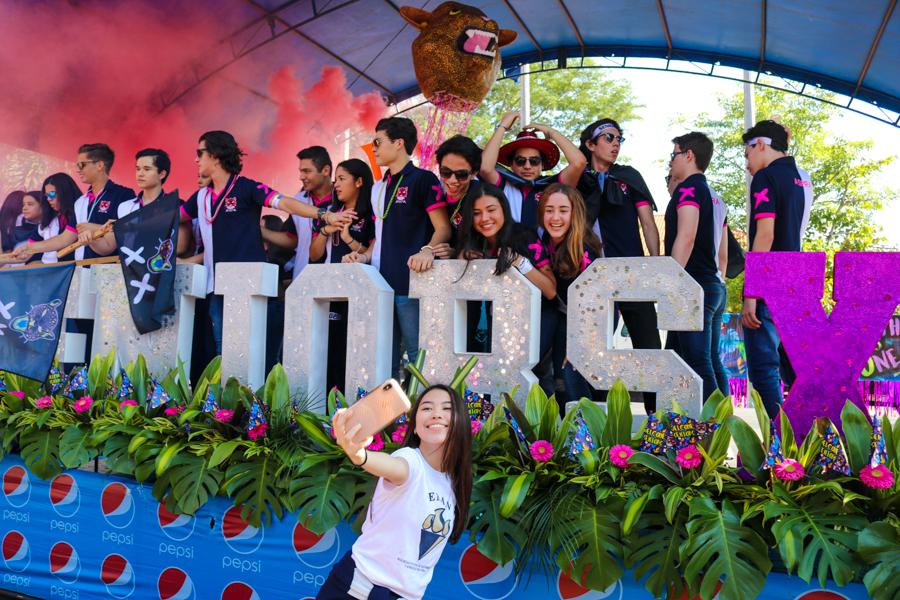 Seniors Entrance Clase 2020 Seran School