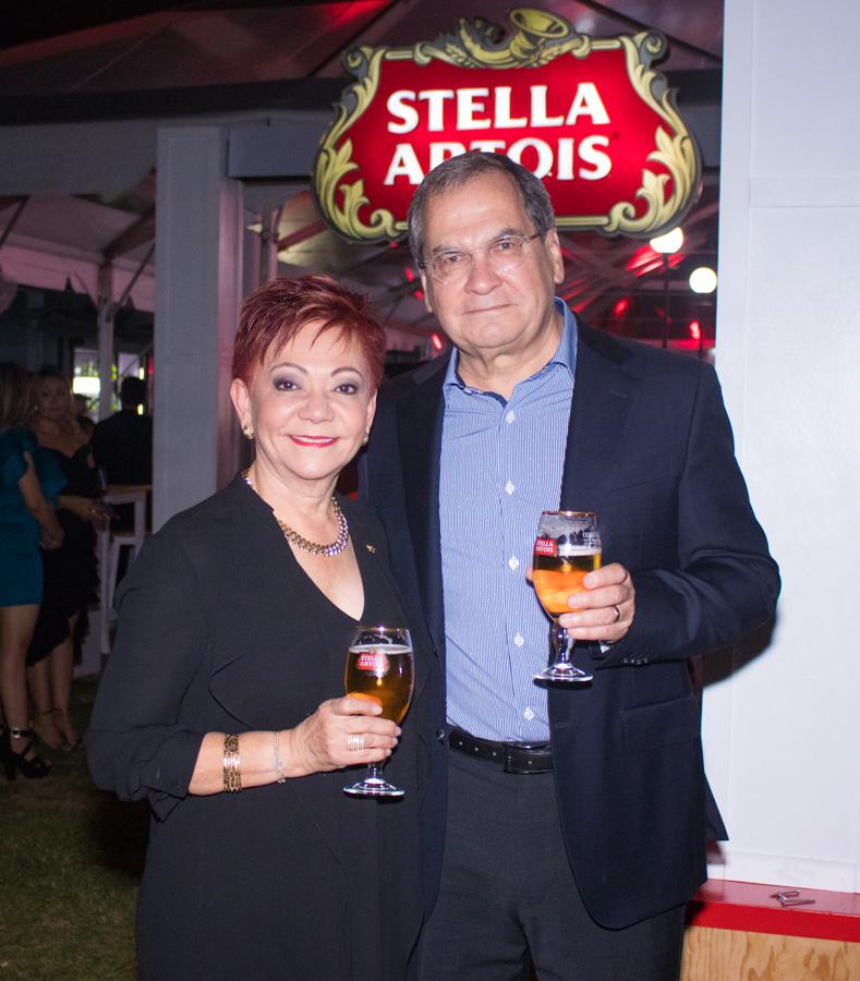 El lanzamiento de Stella Artois