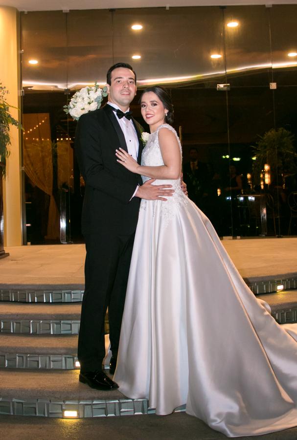 La boda de Eugenia Handal y Ernesto Sanchez
